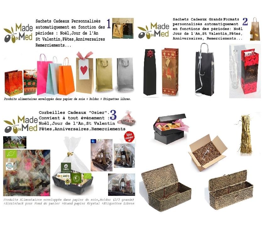 Accessoires - Bagagerie Gironde Bordeaux - Photos Vivastreet Offres Emballages Cadeaux Made In Med . Kits et Corbeilles .