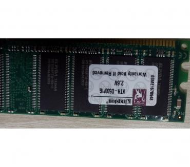 Photos Vivastreet 1 barette de RAM Kingston 1G KTH-D530 2.6V