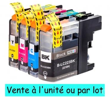 Photos Vivastreet Cartouches d'encre compatibles BROTHER LC223 XL PREMIUM