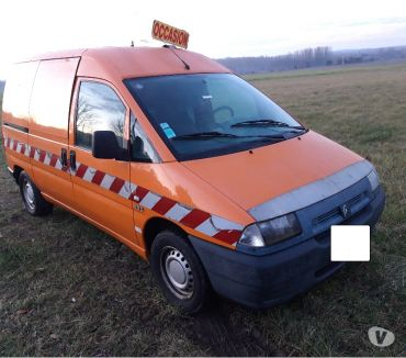 Photos Vivastreet JUMPY 1.9 DIESEL L1H1 1 ER MAIN ADMINISTRATION