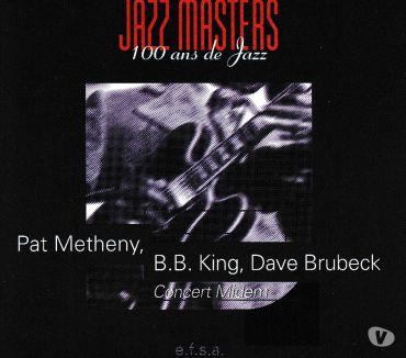 Photos Vivastreet CD Pat Metheny, B.B. King, Dave Brubeck Concert Midem Cannes