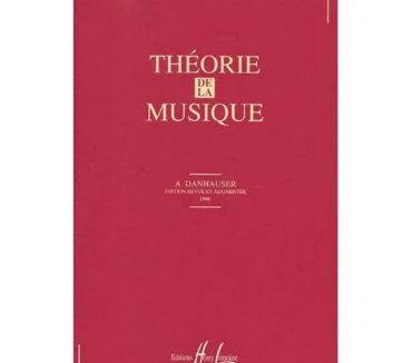 Photos Vivastreet Théorie De La Musique de Adolphe Danhauser