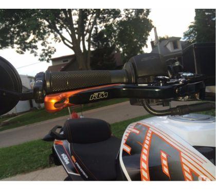 Photos Vivastreet Leviers frein et embrayage flip up pour KTM