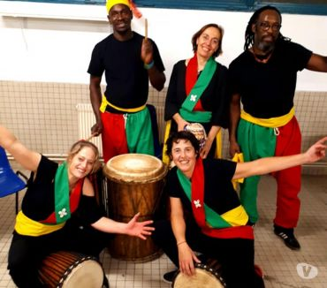 Photos Vivastreet Animation percussions africaines WIM DJEMBE