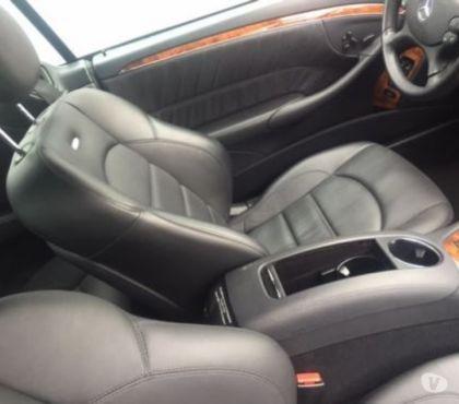Photos Vivastreet CLK63 amg sièges et panneaux intérieurs