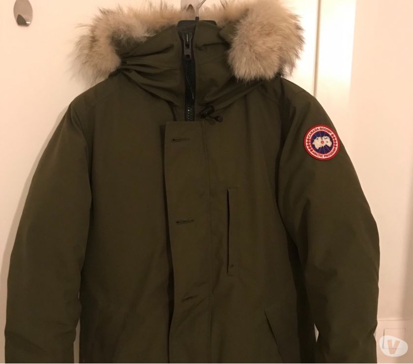 parka canada goose homme occasion