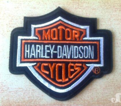 Photos Vivastreet Écusson harley davidson motor cycles 12x11 cm