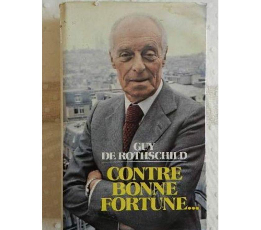 Photos Vivastreet Contre bonne fortune. Guy de Rothschild.
