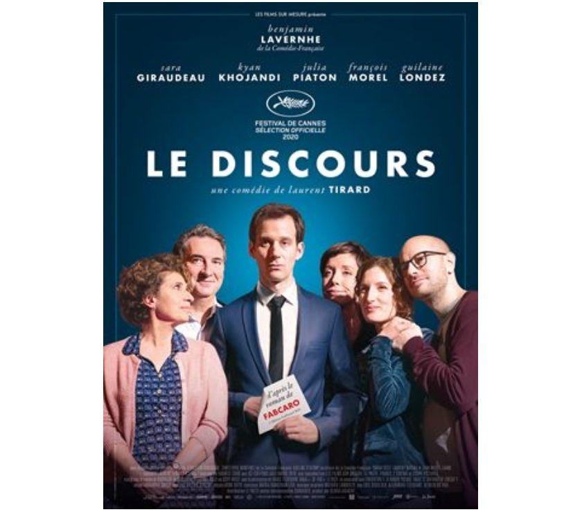 Spectacles Ardèche Ardoix - 07290 - Photos Vivastreet 4 places pour le film Le discours