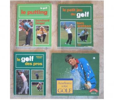 Photos Vivastreet Lot de 15 Livres sur le Golf