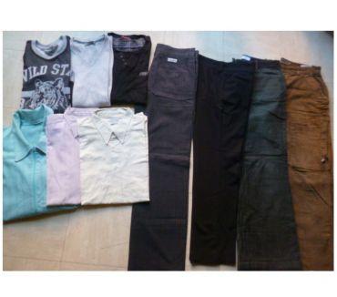 Photos Vivastreet pantalons, vestes, chemises,...38 au 48 - zoe