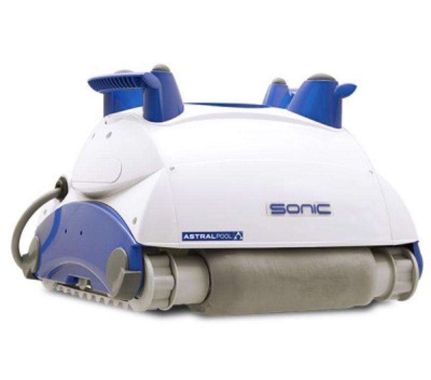 Robot nettoyage piscine sonic 4 astral neuf st raphael for Robot piscine occasion