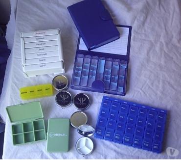 Photos Vivastreet Piluliers Semainiers - neufs