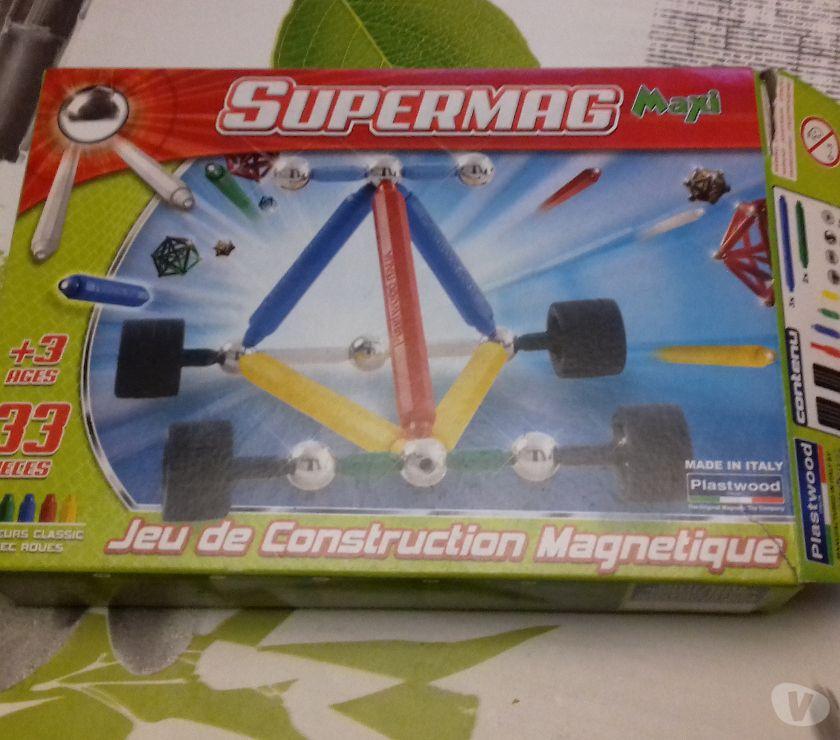 Jeux - Jouets Hérault Montarnaud - 34570 - Photos Vivastreet jeux de construction magnetique