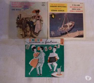 Photos Vivastreet Vinyles 45t Doniat-Geraldi-Rossi