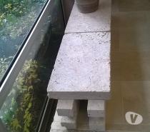 Couvertine en pierre naturelle
