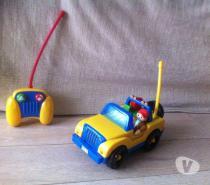 Photos Vivastreet voiture télécommandée Bao jaune