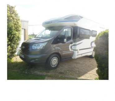 Photos Vivastreet Camping car Profilé Chausson Welcome 610 Porteur Ford Transi