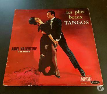 Photos Vivastreet Vinyle 33T 1965, Les plus beaux Tangos, Adel Valentine