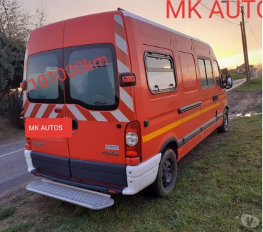 Photos Vivastreet Master vasp ambulance 1er MAIN. 101000km 120cv**MK AUTOS