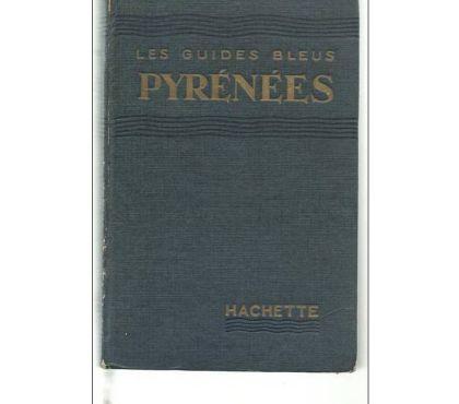 Photos Vivastreet Les guides bleus pyrenees - hachette - 1951