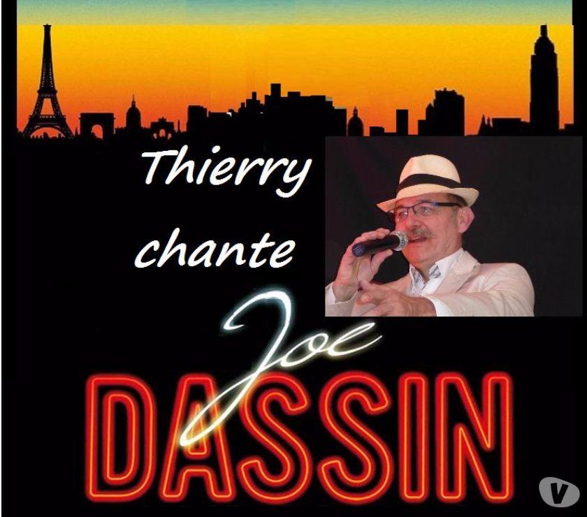 Photos Vivastreet Thierry chante Joe DASSIN