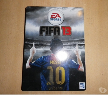 Photos Vivastreet Steelbook FiFa 13