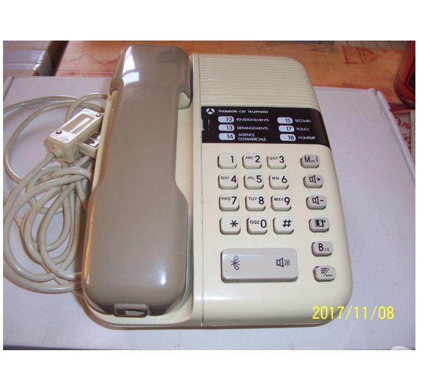Photos Vivastreet TELEPHONE THOMSON CSF