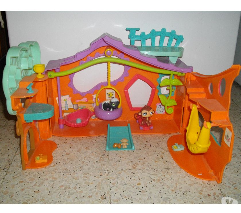 Jeux - Jouets Essonne Angerville - 91670 - Photos Vivastreet Maison Littlest Petshop