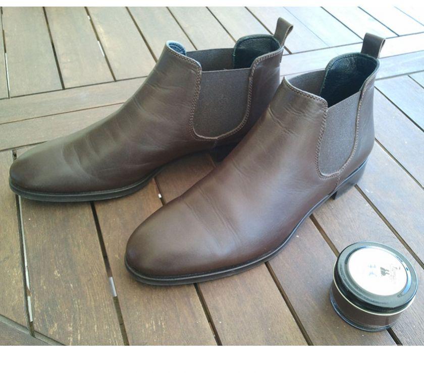 Chaussures Hérault Montpellier - Photos Vivastreet Boots basses marron en cuir taille 40 - NEUF (valeur 180)