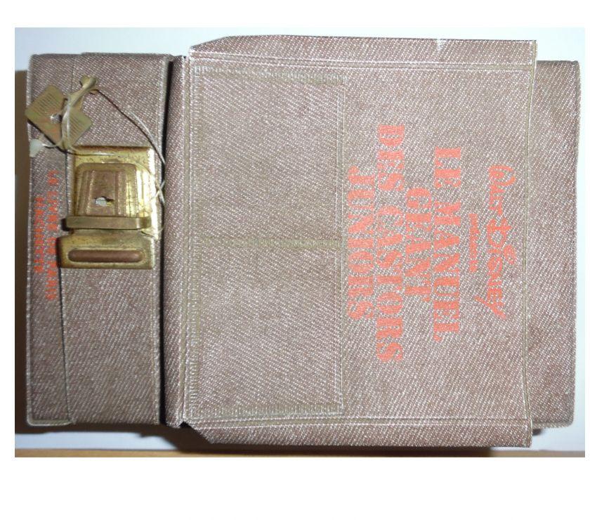 Livres occasion Hérault Castries - 34160 - Photos Vivastreet Cherche le manuel géant des castors juniors avec sa pochette