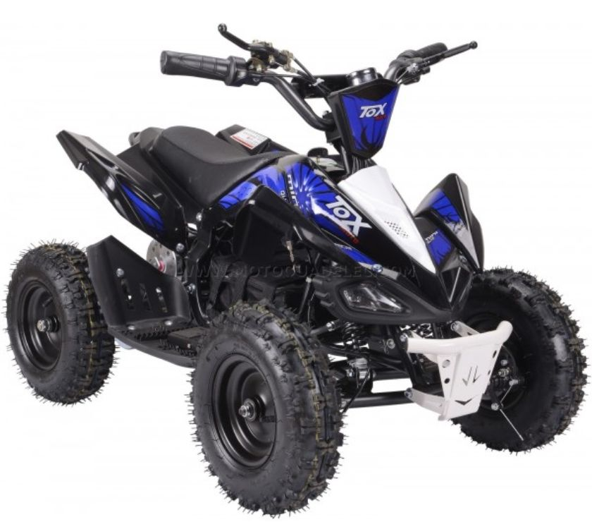 Photos Vivastreet Quad Carbone électrique 800W 36V