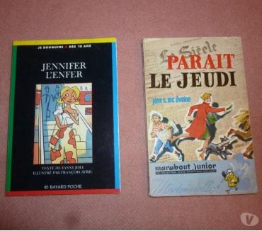 Photos Vivastreet 2 livres Bayard Poche et Marabout Junior