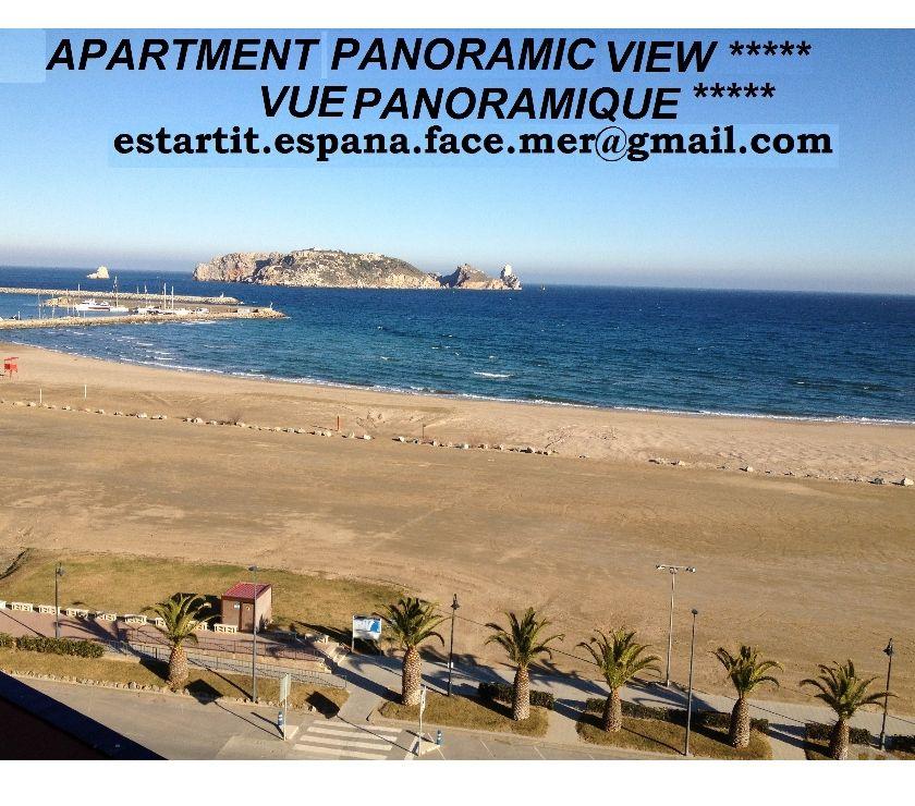 location saisonniere Espagne - Photos Vivastreet Appartement Vue Mer Panoramique Près Frontière Espagne