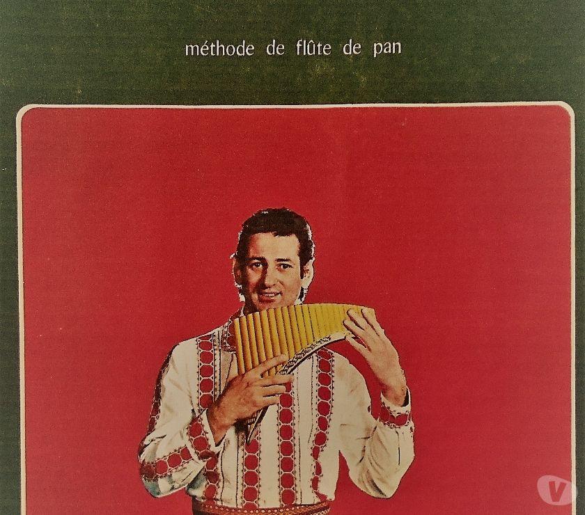 Musique - Théâtre - Danse Pyrénées-Orientales Perpignan - Photos Vivastreet Cours de Flute de Pan par Skype - methode Gheorghe Zamfir.