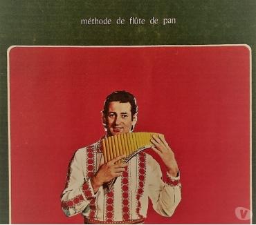 Photos Vivastreet Cours de Flute de Pan par Skype - methode Gheorghe Zamfir.