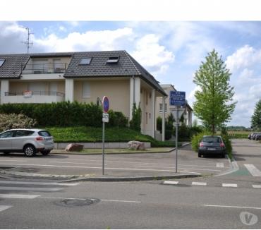 Photos Vivastreet Garage à LOUER à Strasbourg - Robertsau
