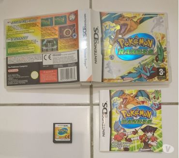 Photos Vivastreet HAL Laboratory Pokemon Ranger Nintendo DS