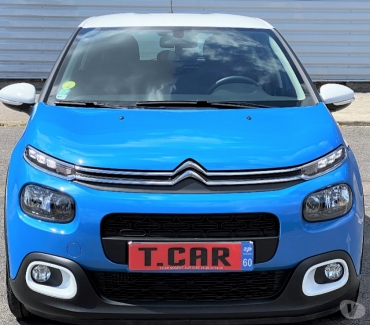 Photos Vivastreet CITROEN C 3 BLUEHDI 100 CH 1.6 FEEL Auto-Ecole