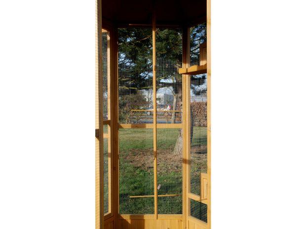 Photos Vivastreet Voliere de jardin cage oiseau bois pigeon colombe 13O
