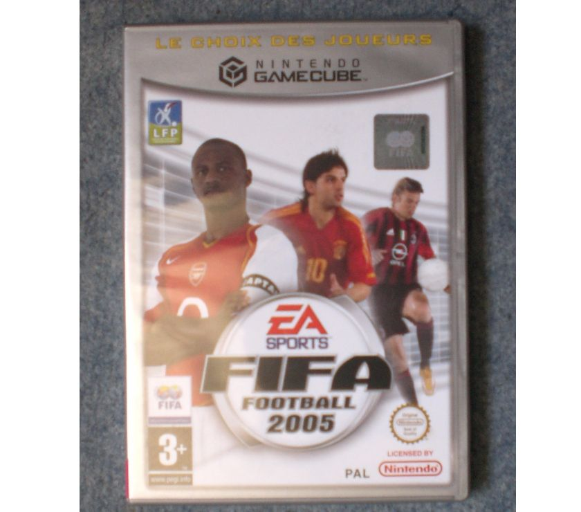 "Photos Vivastreet Jeu de GAMECUBE ""FIFA Football 2005"""