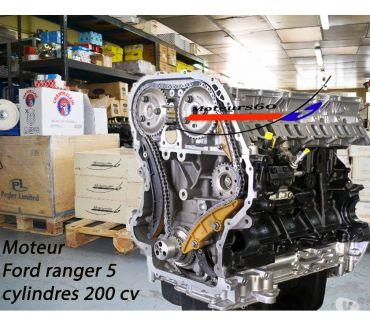 Photos Vivastreet Moteur Ford ranger 3.2