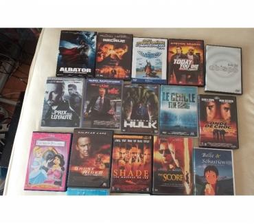 Photos Vivastreet DVD FILMS SELECTIONS MEILLEURS PRODUCTIONS EN SALLE