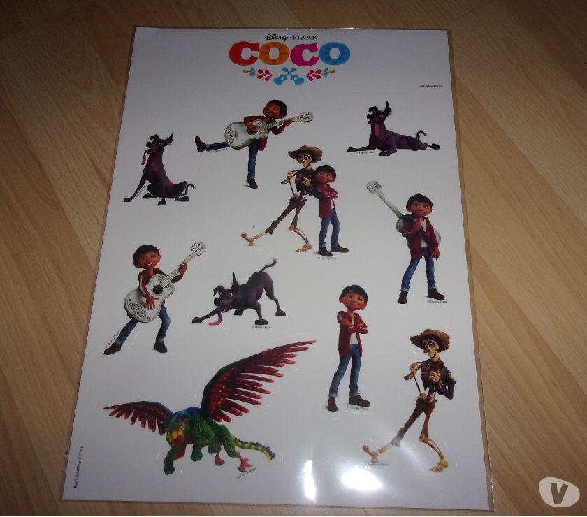 Photos Vivastreet Stickers Coco (Neufs)