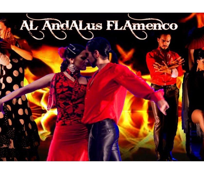 Concerts - Théâtre - Spectacles Rhône Lyon - Photos Vivastreet Al Andalus Flamenco NUEVO 29 et 30 OCTOBRE 2022 à LYON