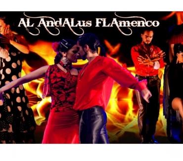 Photos Vivastreet Al Andalus Flamenco NUEVO 2-3-4 AVRIL à LYON