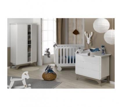 Photos Vivastreet Chambre bébé complète blanc/lin