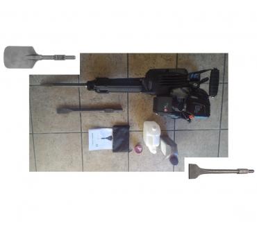 Photos Vivastreet Marteau piqueur thermique 55 joules, 52 cm³
