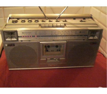 Photos Vivastreet radio cassette JVC RC 656 L Vintage boombox ghettoblaster st