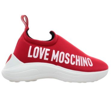 Photos Vivastreet Love Moschino Sneakers Femmes JA15206 Neoprene Synthétique R